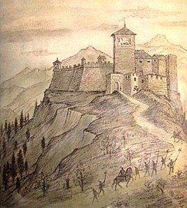 castello di Pieve di Cadore
