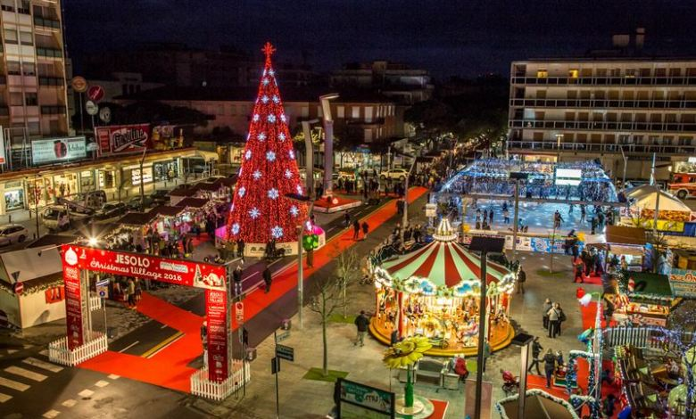 Jesolo Christmas Village