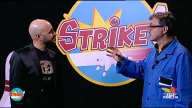 Photo of Roberto Serafini conclude l'ultima puntata di Strike