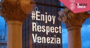 #EnjoyRespectVenezia: campagna per un turismo sostenibile
