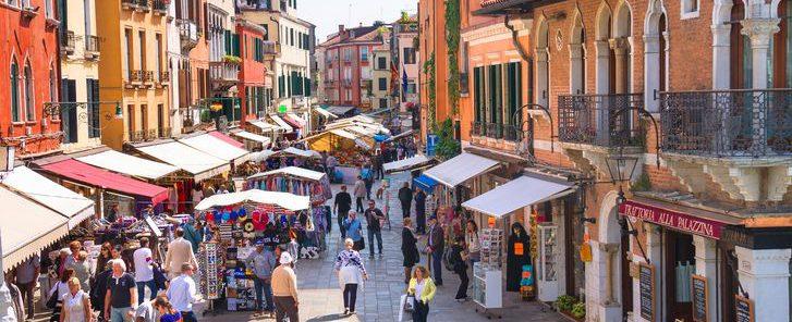 Una passeggiata tra i sestieri di Venezia