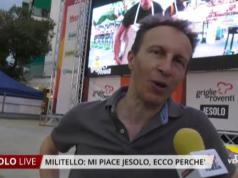 Cristiano Militello: mi piace Jesolo, ecco perchè