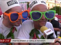 Jesolo: i partecipanti di Griglie Roventi 2018