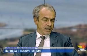 Luca Boccato parla di come la città di Jesolo sia oggi un brand autonomo, slegato dalla vicinanza a Venezia e dal suo flusso turistico.