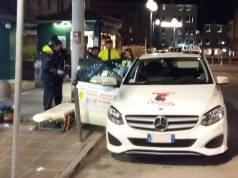 Donna partorisce in un taxi a Piazzale Roma