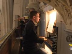 Concerti del vespro: Ubaldo Rosso e Nicolò Sari