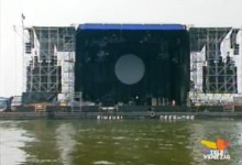 Photo of Pink Floyd a Venezia: 8 giorni di preparativi
