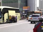 Sgominata la banda di ladri di bus turistici