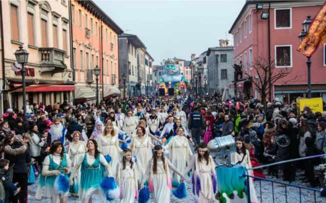 46° Edizione del Carnevale Sanstinese 2019: programma