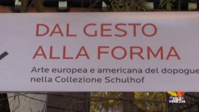 Dal gesto alla forma, arriva a Venezia la Collezione Schulhof