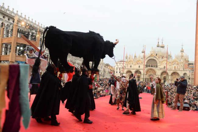 Giovedì grasso al Carnevale di Venezia tra novità e tradizioni