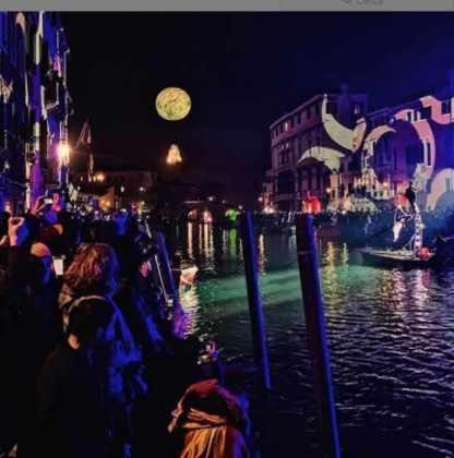 Festa Veneziana sull'Acqua 2019 - opening