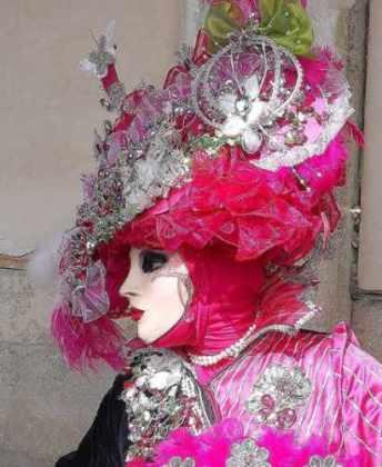 Maschere del Carnevale di Venezia 2019