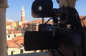 service video a venezia televenezia