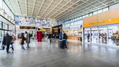 Borseggiatrici fermate nella stazione di Venezia