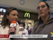 Contest Piave Artist: prima edizione al centro commerciale