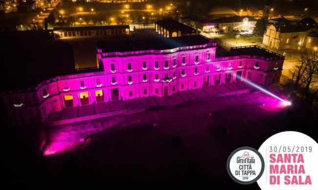 Giro d'Italia visita Santa Maria di Sala: presentazione tappa