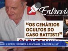 Gli amici di Battisti: costretto a confessare per evitare il 41bis
