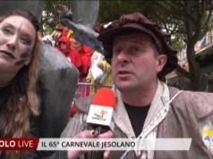 Grande successo per il Carnevale di Jesolo 2019