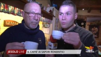 La cucina di Claudio Gonella caffè ai sapori romantici