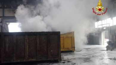 incendio cassoni noventa di piave