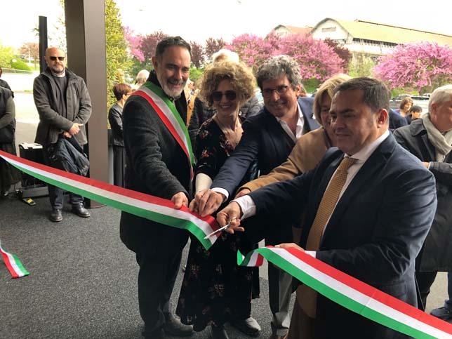 Inaugurato il Centro di Fisiokinesiterapia di Portogruaro