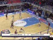 Reyer: a Brindisi seconda sconfitta di fila