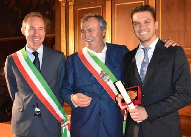 Stefano Boscolo Cucco tra le Eccellenze metropolitane