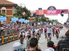 Giro d'Italia a Santa Maria di Sala trionfa Damiano Cima 2