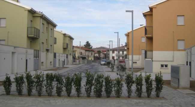 """A Fossalta di Piave sono in corso le assegnazioni a 9 famiglie dei primi alloggi erp nel residence """"green"""" ristrutturato dall'Ater di Venezia"""