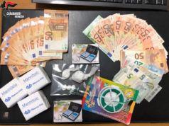 Campagna Lupia (VE): i Carabinieri arrestano un pregiudicato del luogo , ex della mala del Brenta, per detenzione e spaccio di cocaina.