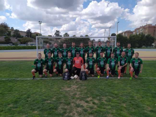 Squadra di calcio del Teatro la Fenice campione europeo