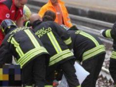 Persona investita da un treno tra Gaggio e Carpenedo