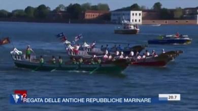 Regata delle Repubbliche Marinare: premiati i vincitori