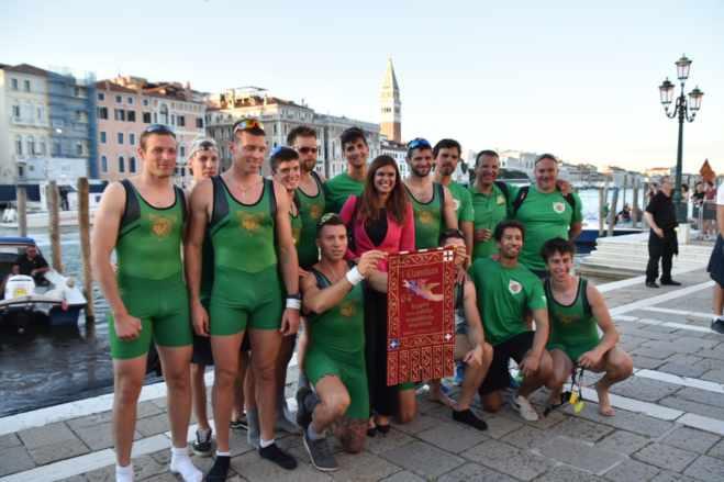 Venezia vince la 64° Regata delle Antiche Repubbliche Marinare