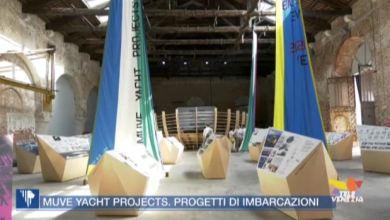 MUVE Yacht Projects: mostra di progetti di imbarcazioni