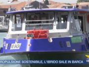 propulsione ibrida al salone nautico