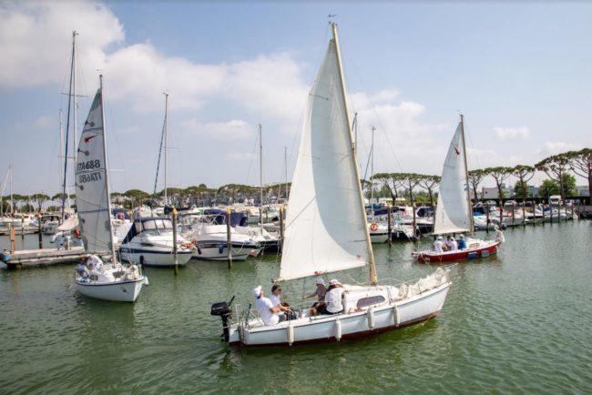 A Jesolo i ragazzi con disabilità vanno in barca a vela (gratis)