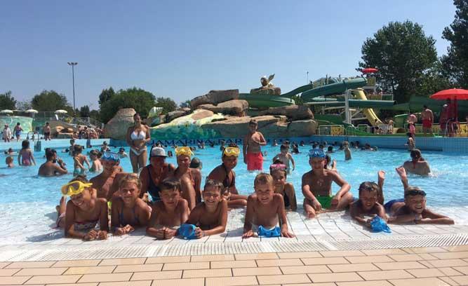 Giornata di divertimento per i bambini del Progetto Cernobyl