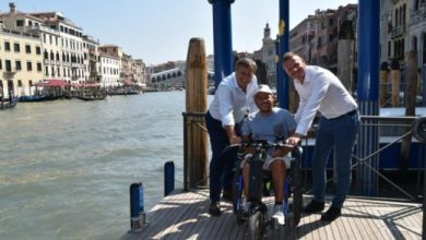 Manuel Giuge: da San Marco a San Pietro in 10 giorni