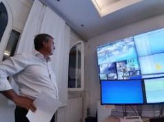 Videosorveglianza: 160 nuove telecamere in Città