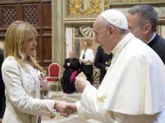 Roma: una trevigiana dal Papa per salvare Venezia