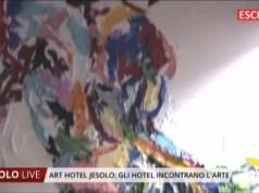 Art Hotel Jesolo, gli alberghi incontrano l'arte Liliana Rossini