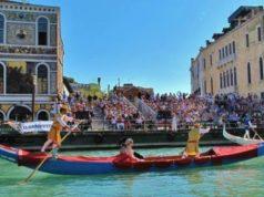 Assistere alla Regata Storica 2019 dalla platea Canal Grande