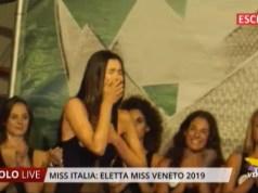 Elisa Checchin eletta Miss Veneto 2019