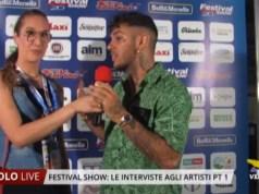 Festival Show di Jesolo interviste agli artisti - 1 parte