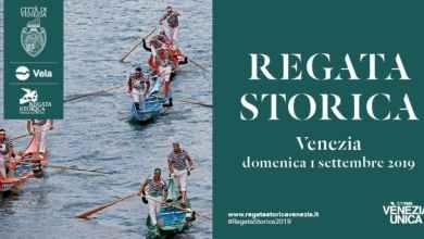 Regata Storica 2019: il programma dell'evento a Venezia