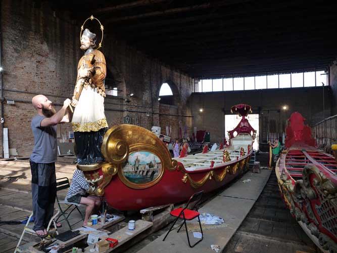 Regata Storica 2019 una nuova Bissona della flotta veneziana