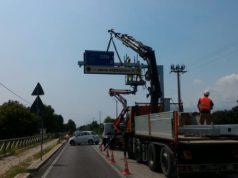 Varchi elettronici per controllare le auto nella provincia di Venezia