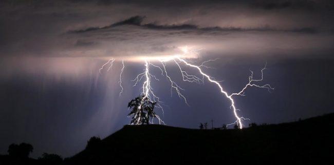 Allerta meteo in Veneto: temporali alla vigilia di Ferragosto